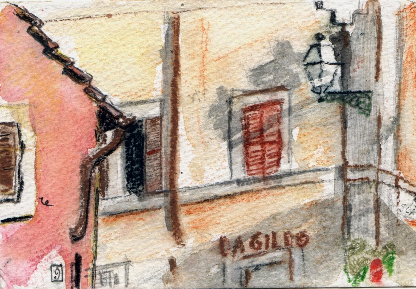 Rome Streetlight ( sold )